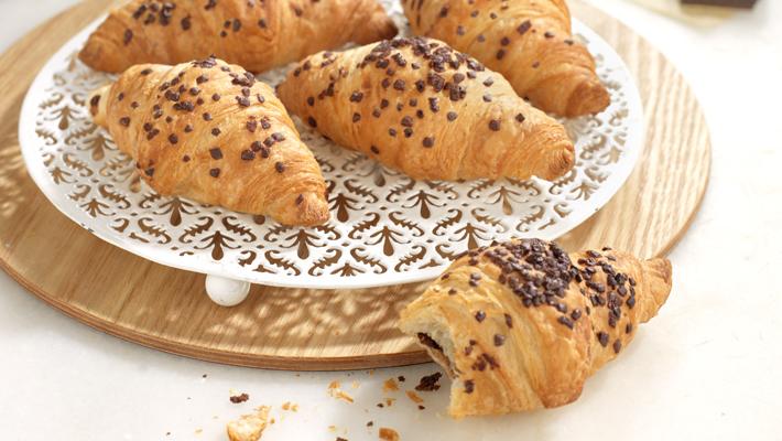 Mini Croissant Chocolate Délice