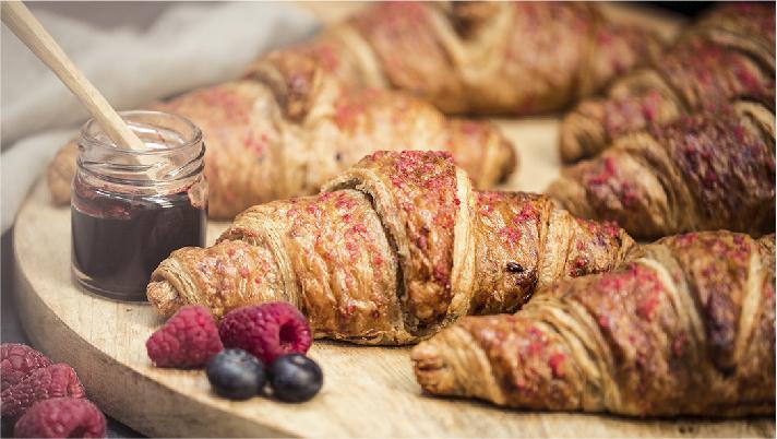 Croissant Cereales con Frutos Rojos Sélection d'Or