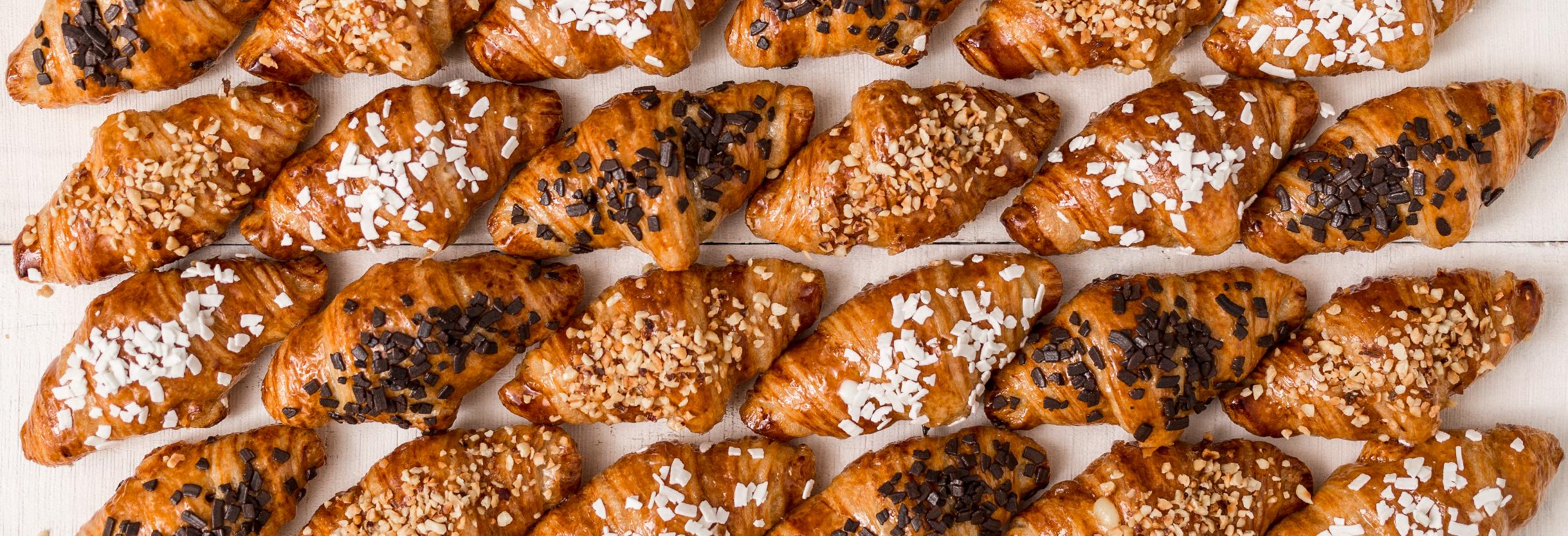 Septiembre 2019 - Mini Croissants