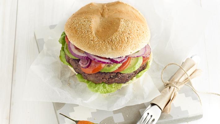 Burger Aldeana