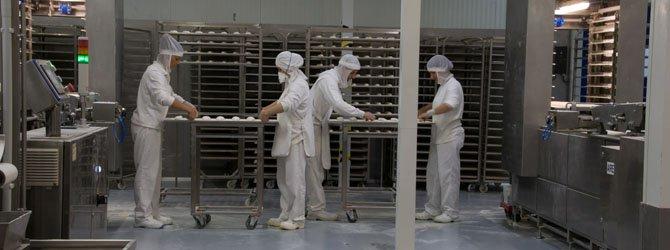Europastry invierte 10 millones de euros en  la ampliación de su planta de Paterna