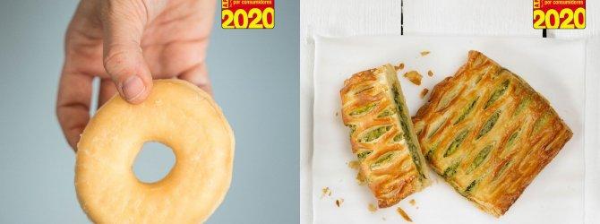 El Dots Clásico y la Malla Vegetal obtienen la distinción Sabor del Año Portugal 2020