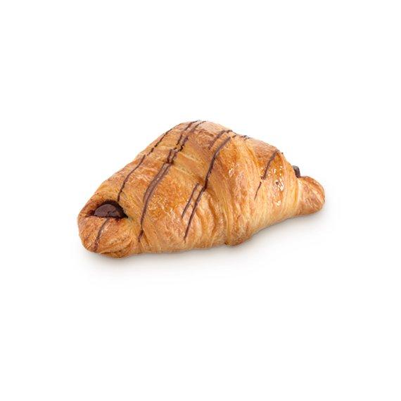 Croissant Chocolate Fácil
