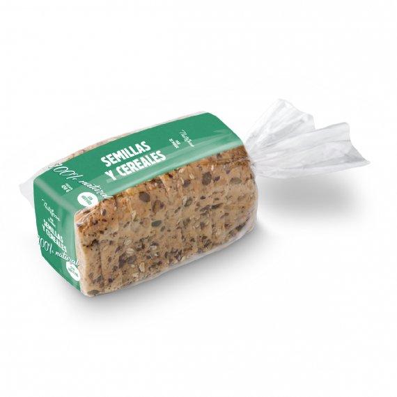 Pan de Molde Semillas y Cereales (pack)