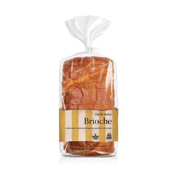 Pan de Molde Brioche (pack)