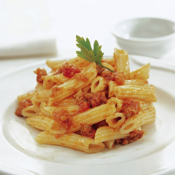 Macheroni Bologneses