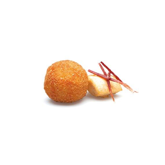 Croqueta de Pollo y Jamón Serrano