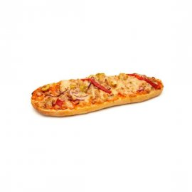 Rustic Pizza Atún