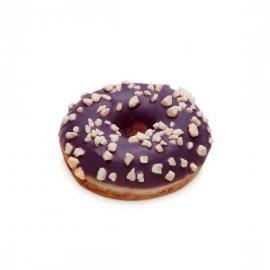 Dots Purple White