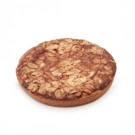 Tarta de Almendra al Cacao