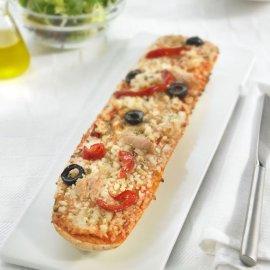 Baguette Pizza Atún