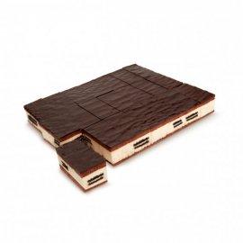 Plancha Precortada de Galletas al Cacao