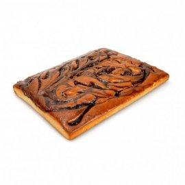 Bizcocho al cacao