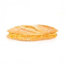 Bocadillo de tortilla de patata