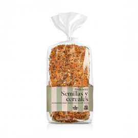 Pan de Molde Semillas y Cereales (pack)