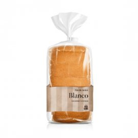 Pan de Molde Blanco (pack)