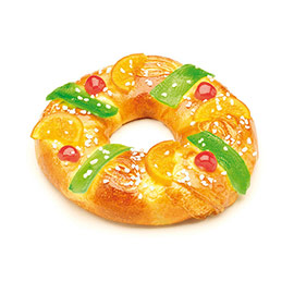 Tortel con Fruta 600g