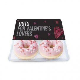 Dots San Valentin (flowpack)