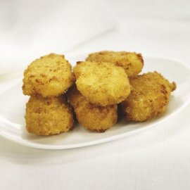Nuggets de queso de cabra