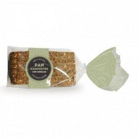 Pan Campestre Cereales y semillas (pack 6 rebanadas)