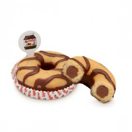 Dots rol relleno de Nutella®