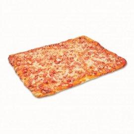 Pizza Jamón York y Bacon