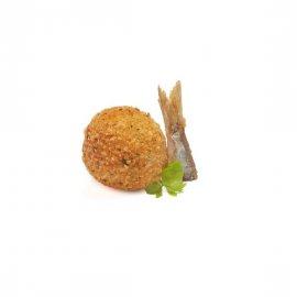 Croqueta de pescaito frito