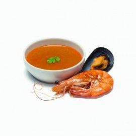 Fondo de paella marisco