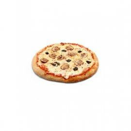 Pizza Napolitana Champiñón Portobello y Trufa