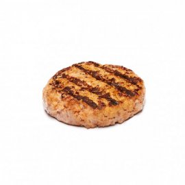 Hamburguesa BBQ Cerdo y Panceta Ibérica