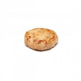 Mini Burger de Ternera y Foie