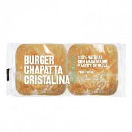 Burger Chapatta Cristalina (2ud)