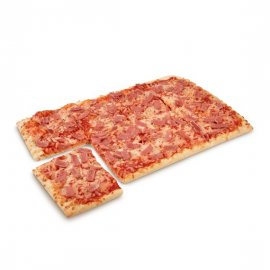 Pizza Prosciutto e Formaggio