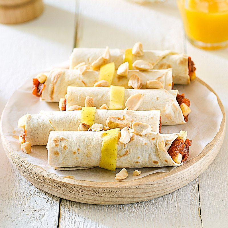 Burrito Mallorquín